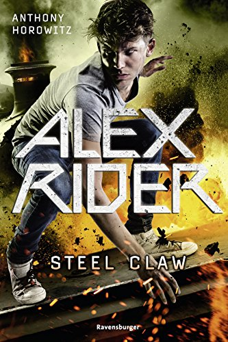 Alex Top (Alex Rider, Band 11: Steel Claw)