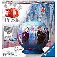 Ravensburger - Puzzle 3D Ball 72 p - Disney La Reine des Neiges 2 - 11142