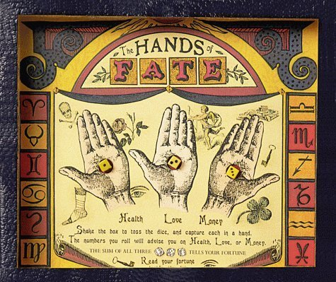 Hands of Fate Game Box by Heather Ramsay (2000-04-15)