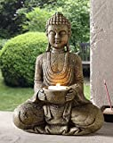 """KERZENHALTER """"Buddha"""" TEELICHTHALTER KERZENSTÄNDER WINDLICHT WINDLICHTHALTER WINDLICHTSTÄNDER DEKO"""