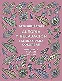 Arte antiestrés: Alegría y relajación. Láminas para colorear (OBRAS DIVERSAS)
