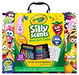 Crayola 04-0015-E-000 Silly Scents Mini Art Kit