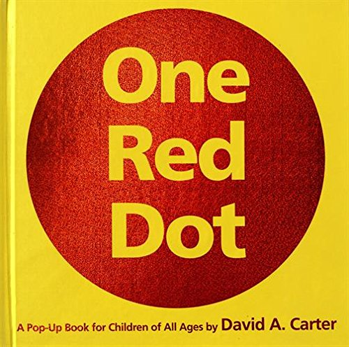 One Red Dot: One Red Dot (Classic Collectible Pop-Up) por David A. Carter