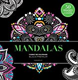 Black Premium Mandalas - Marabout - 04/01/2017