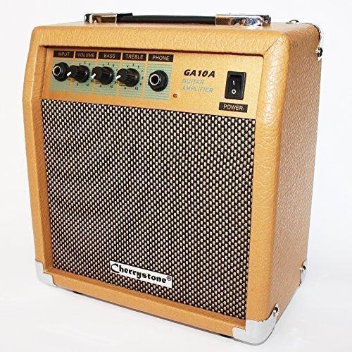 Cher rystone 0754235506232Amplificador de Guitarra (15W) marrón