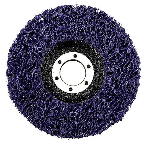 Forney 71946-Streifen und Finish Festplatte, HD, 11,4cm X 7/8, Violett, 4–1/5,1cm