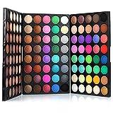 FantasyDay® Professionelle 120 Farben Lidschatten Palette Makeup Kit - Ideal für Sowohl den Professionellen als auch Persönlichen Gebrauch