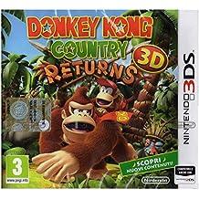 NINTENDO DONKEY KONG RETURNS 3DS
