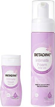 Betadine Intimate Foam 200 ml + Betadine Intimate Wash 50 ml