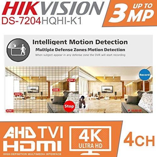 4-x-1080P-Full-HD-cpula-24-MP-Hikvision-CCTV-sistema-DVR-4-ch-HDMI-P2P-visin-remota-2-TB-blanco-cpula