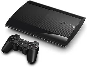 Sony PS3 500GB Super Slim Console - PlayStation 3 - [Edizione: Regno Unito]