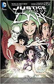 JUSTICE LEAGUE DARK NEW 52 COMIC Adult T-Shirt All Sizes