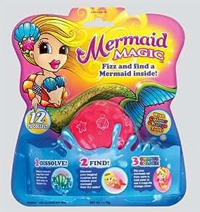 Mermaid Magic Fizz (colours may vary)