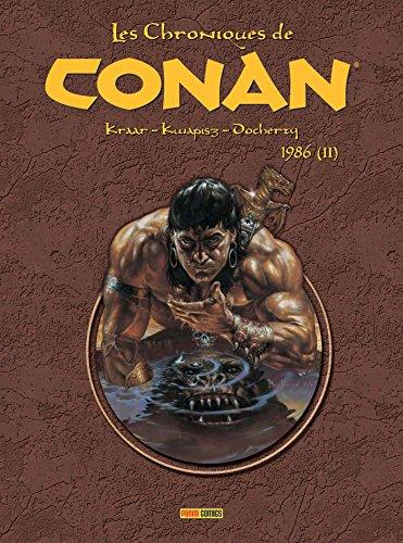 Les Chroniques de Conan : 1986 : Tome 2 por Collectif