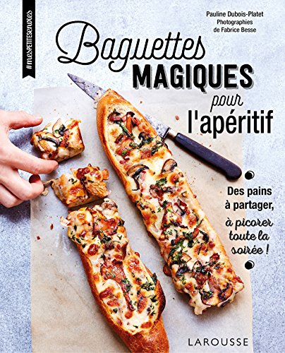 Baguettes magiques pour l'apéritif