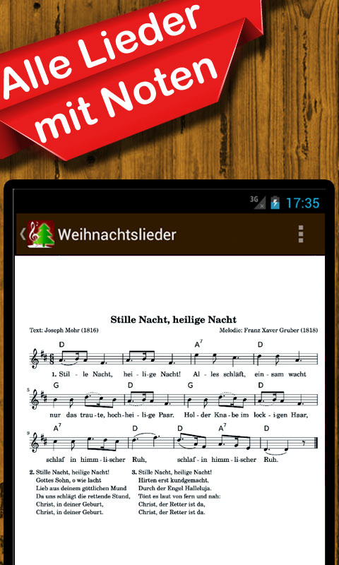 Weihnachtslieder Mit Text.Weihnachtslieder Musik Text Noten