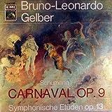Carnaval Op. 9 / Symphonische Etüden Op. 13 [Vinyl LP]