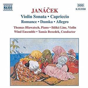 Janáek - Works for Violin & Piano.