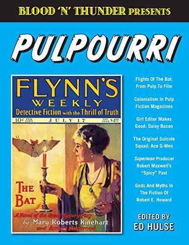 Blood 'n' Thunder Presents: Pulpou
