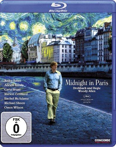 Midnight in Paris [Blu-ray] hier kaufen