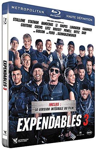 Expendables 3 [Édition Collector boîtier SteelBook]