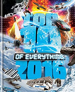 Top 10 of Everything 2016 by [Terry, Paul]