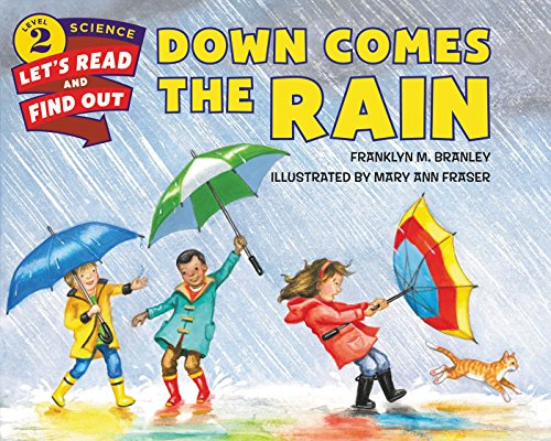Down Comes the Rain (Let's-Read-and-Find-Out Science 2) (English Edition)