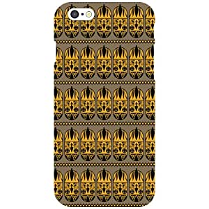 Apple iPhone 6 Back Cover - Ethnic Designer Cases