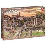 Jumbo - Forum Romanum, Rome, Puzzle de 5000 Piezas (618592)