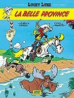 Les Nouvelles Aventures de Lucky Luke, tome 1 - La Belle Province de Achdé