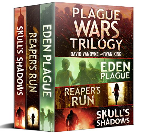 Plague Wars: Infection Day: The First Trilogy: Three apocalyptic technothriller sci-fi adventures (Plague Wars Series Book 12) (English Edition)