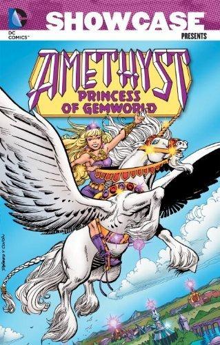 Showcase Presents: Amethyst, Princess of Gemworld Vol. 1 by Gary Cohn (2012-10-02)