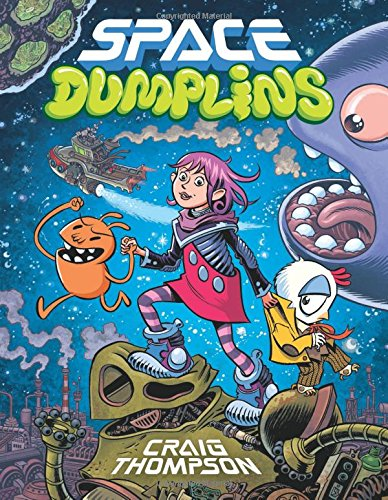 Space Dumplins por Craig Thompson