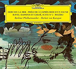 Debussy La Mer Prelude Ravel Daphnis Chloe Bolero