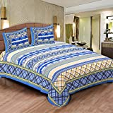 The Home Story Double Cotton Bedsheet + ...