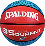 Spalding Ball Player Kevin Durant 73-817z, nocolor, 7, 3001584012117