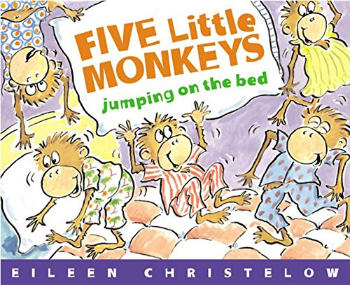 Five Little Monkeys Jumping on the Bed por Eileen Christelow