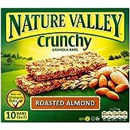 Nature Valley asado Almond barras de granola 5 x 42g
