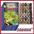 SAHAWA® Frostfutter 5x 100g Blister Quartett von SAHAWA®