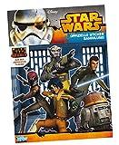 Star Wars Rebels Sticker Album