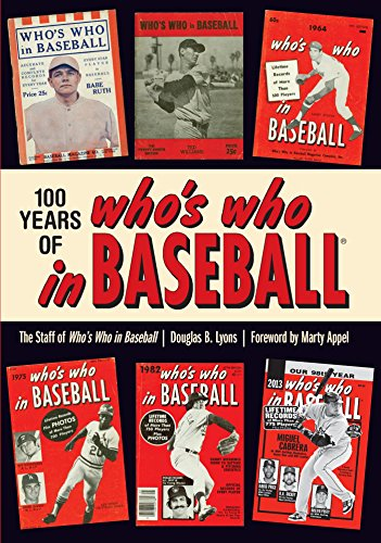 100 Years of Who's Who in Baseball (English Edition) (Baseball-souvenirs)