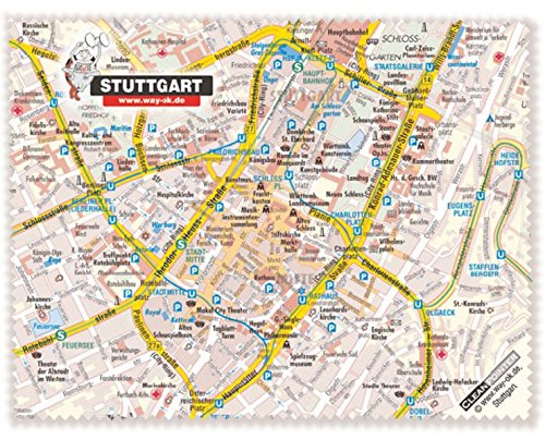 Display- und Brillentuch Stuttgart