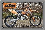 KTM 250 EXC 2005 motorrad, motor bike, motorcycle...