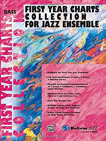 First Year Charts Collection for Jazz Ensemble: