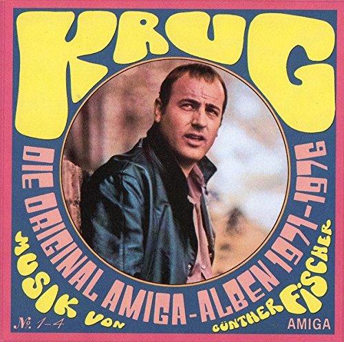 Die Original Amiga Alben 1971-1976 (Schallplatten): Manfred Krug LP-Box (Krug-album)