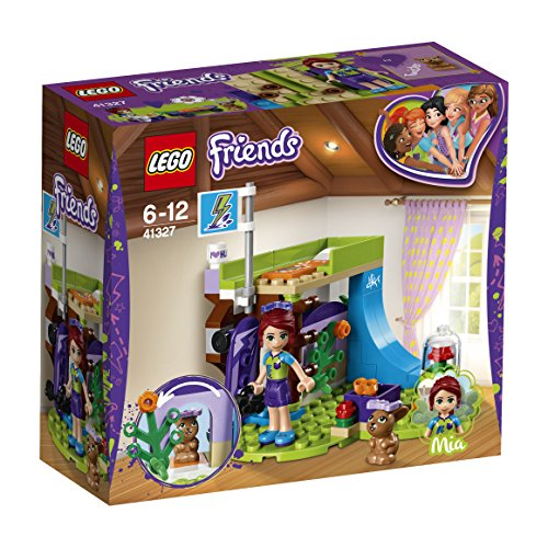 LEGO Friends - Dormitorio de Mia (41327)