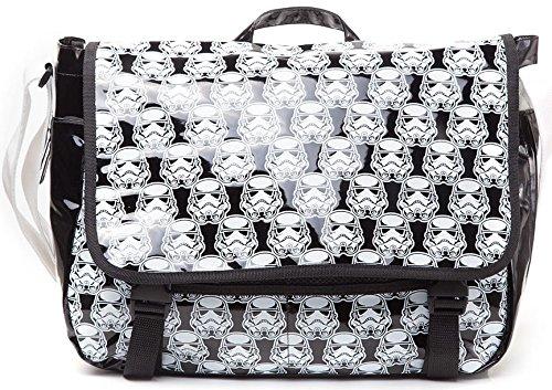 Star Wars Funda Stormtrooper bolso de hombro para Messenger Bag