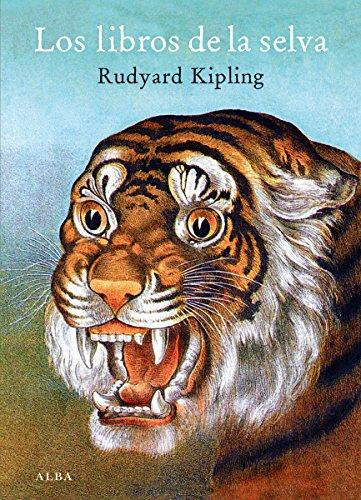 Los libros de la selva (Alba Maior) por Rudyard Kiplinh