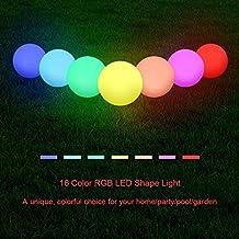 Amazon boule lumineuse sans fil