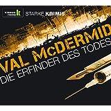 Die Erfinder des Todes, 6 CDs (Klassik Radio-Edition STARKE KRIMIS)